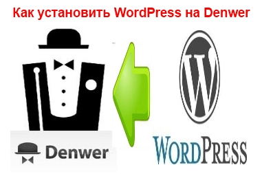 Как установить WordPress на Денвер (Denwer)